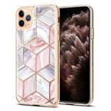 Spigen Ciel iPhone 11 Pro hoesje Marble Roze