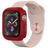 Rhinoshield CrashGuard NX Apple Watch 44 mm hoesje Rood