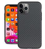 Evutec Aer Karbon iPhone 11 Pro hoesje Zwart