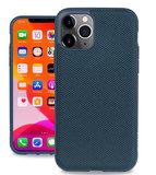 Evutec Nylon iPhone 11 Pro hoesje Blauw