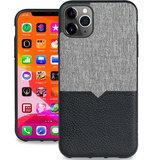 Evutec Northill iPhone 11 Pro hoesje Zwart