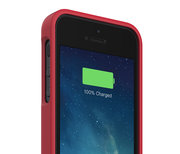 mophie Juice Pack Helium case iPhone 5/5S Product Red