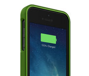 mophie Juice Pack Helium case iPhone 5/5S Green