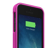 mophie Juice Pack Helium case iPhone 5/5S Pink