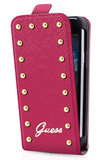 GUESS Studded Flip case iPhone 5/5S Pink