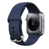 TechProtection Flex Apple Watch 40 / 38 mm bandje Blauw