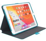 Speck Balance Folio iPad 2019 10,2 inch hoesje Lichtblauw