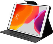Mobiparts Classic Folio iPad 2020 / 2019 10,2 inch hoesje Zwart