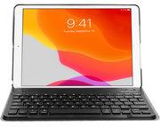 Mobiparts Keyboard Folio iPad 2019 10,2 inch hoesje Zwart