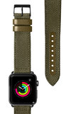 LAUT Technical Apple Watch 44 mm bandje Groen