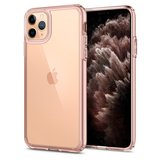 Spigen Ultra Hybrid iPhone 11 Pro hoesje Rose