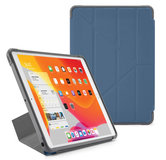Pipetto Shield Origami iPad 2019 10,2 inch hoesje Navy