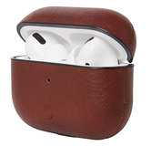 Decoded Leather AirPods Pro hoesje Bruin