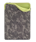 CoteEtCiel Zipper Sleeve iPad Air Camo