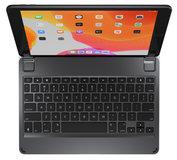 Brydge iPad 2019 10,2 inch aluminium toetsenbord Grijs