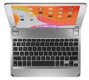 Brydge iPad 2019 10,2 inch aluminium toetsenbord Zilver