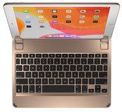 Brydge iPad 2019 10,2 inch aluminium toetsenbord Goud