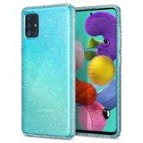 Spigen Liquid Crystal Galaxy A51 hoesje Glitter