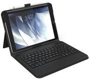 ZAGG Messenger Folio iPad 2020 / 2019 10,2 inch toetsenbord hoes Zwart
