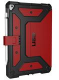 UAG Metropolis iPad 2019 10,2 inch hoesje Rood
