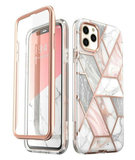 Supcase Cosmo Marble iPhone 11 Pro Max hoes Roze