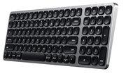 Satechi Aluminium Compact draadloos toetsenbord Space Gray