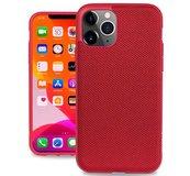 Evutec Nylon iPhone 11 Pro hoesje Rood