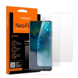 Spigen Neo Flex Galaxy S20 screenprotector 2 set