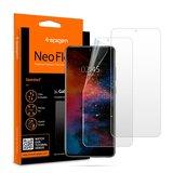 Spigen Neo FlexGalaxy S20 Ultra screenprotector 2 set