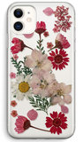 Recover Flower iPhone 11 hoesje Red Floral