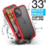Catalyst Waterdicht iPhone 11 Pro hoesje Rood