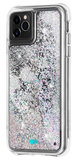 Case-Mate WaterFall iPhone 11 Pro Max hoes Zilver