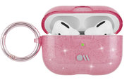 Case-Mate Sheer Crystal AirPods Pro hoesje Roze