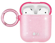 Case-Mate Sheer Crystal AirPods hoesje Roze