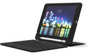 ZAGG Slim Book iPad 2019 10,2 inch toetsenbord hoesje Zwart