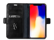 dbramante1928 Ordrup iPhone XR Wallet hoesje Zwart