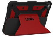 UAG MetropolisiPad Pro 12,9 inch 2020 hoesje Rood