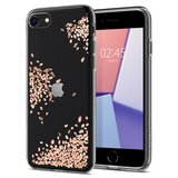 Spigen Liquid Crystal iPhone SE 2020 / 8 hoesje Blossom