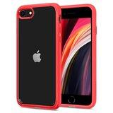 Spigen Ultra Hybrid 2 iPhone SE 2020 / 8 hoesje Rood