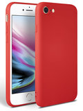 TechProtection TPU iPhone SE 2020 hoesje Rood