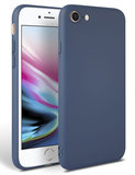 TechProtection TPU iPhone SE 2020 hoesje Donkerblauw