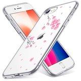 ESR Essential Zero iPhone SE 2020 hoesje Blossom