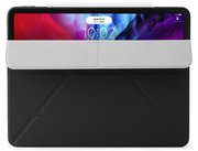 Pipetto Origami TPU iPad Pro 12,9 inch 2020 hoesje Zwart
