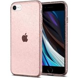 Spigen Liquid Crystal iPhone SE 2020 / 8 hoesje Glitter Roze