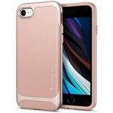 Spigen Neo Hybrid Herringbone iPhone SE 2020 / 8 hoesje Roze