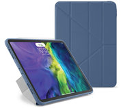 Pipetto Origami TPU iPad Pro 11 inch 2020 hoesje Navy