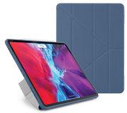 Pipetto Origami TPU iPad Pro 12,9 inch 2020 hoesje Navy