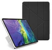Pipetto Origami FolioiPad Pro 12,9 inch 2020 hoesje Zwart