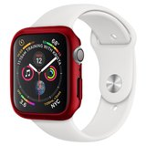 Spigen Thin Fit Apple Watch 44 mm hoesje Rood