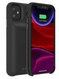 mophie Juice Pack Access iPhone 11 batterij hoesje Zwart